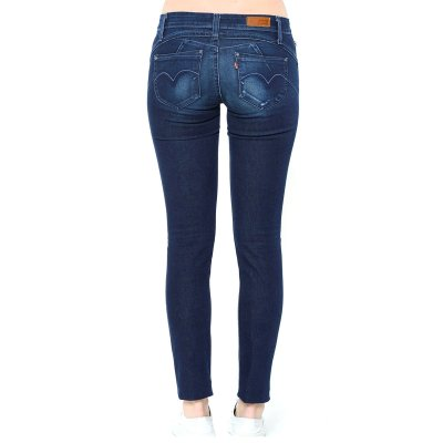Levis Revel Low Demi Curve Skinny