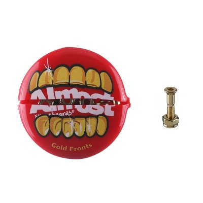 Almost Gold Nuts & Bolts In Your Mouth Allen