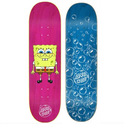 Santa Cruz SpongeBob SquarePants 8.0in x 31.6in