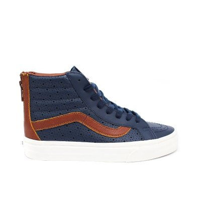 Vans Sk8-Hi Reissue (Leather Perf)