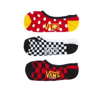 Vans 3Pack Socks Mickey 90TH