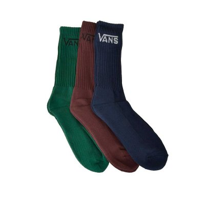 Vans Classic Crew Youth 3 Pack Socks